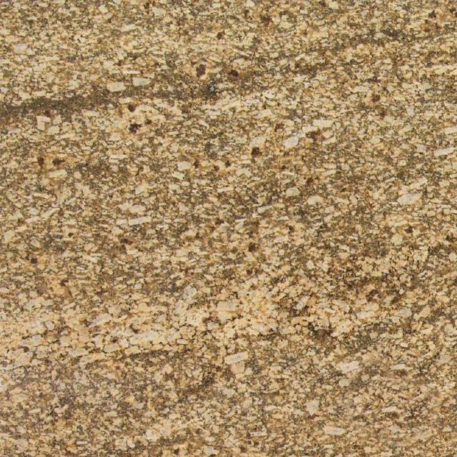 Almond Gold Granite Kitchen and Bathroom Countertops by TC Discount Granite