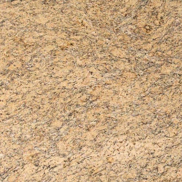 Amber Yellow Granite Kitchen and Bathroom Countertops by TC Discount Granite