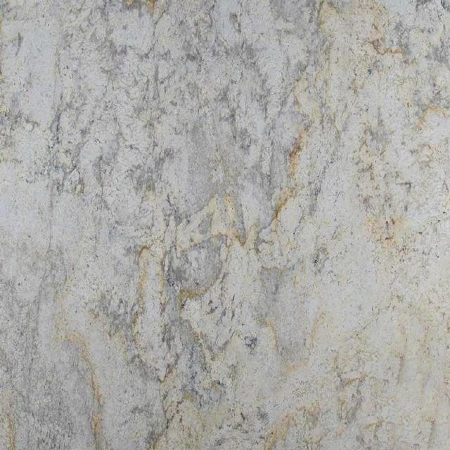 Aspen White Granite  Kitchen and Bathroom Countertops by TC Discount Granite
