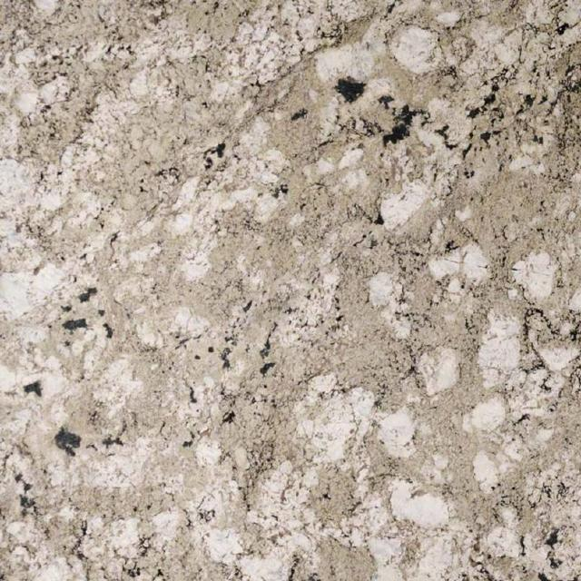 Avalon White Granite  Kitchen and Bathroom Countertops by TC Discount Granite