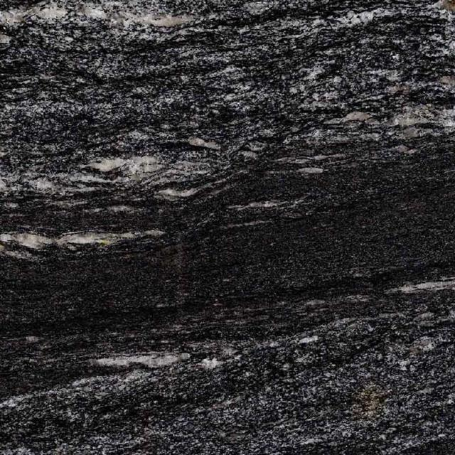 Black Space  Kitchen and Bathroom Countertops by TC Discount Granite