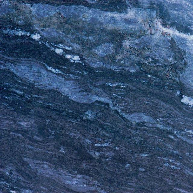 Dynamic Blue Granite Kitchen and Bathroom Countertops by TC Discount Granite
