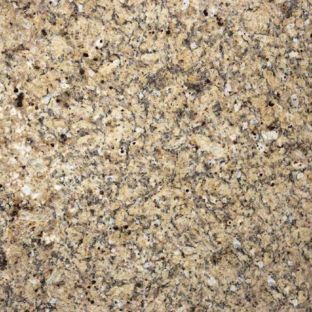 Gold Brazil Granite Kitchen and Bathroom Countertops by TC Discount Granite