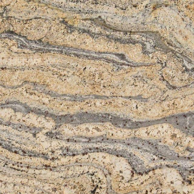 Golden Cascade Granite Kitchen and Bathroom Countertops by TC Discount Granite