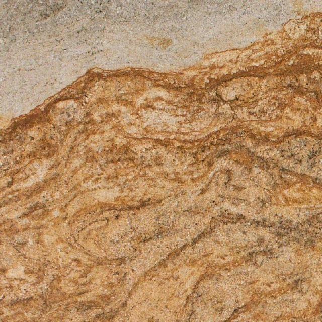 Golden Sparkle Granite Kitchen and Bathroom Countertops by TC Discount Granite