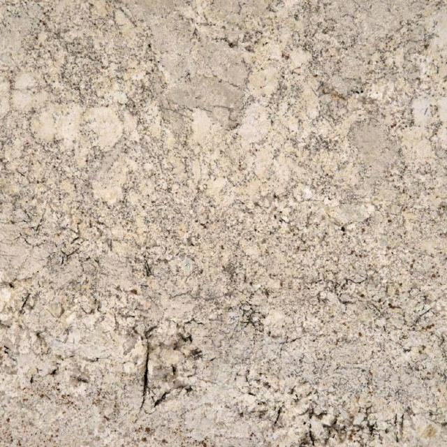 Snowfall Granite Kitchen and Bathroom Countertops by TC Discount Granite
