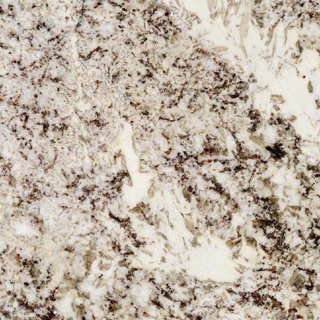 White Bahamas Granite Kitchen and Bathroom Countertops by TC Discount Granite