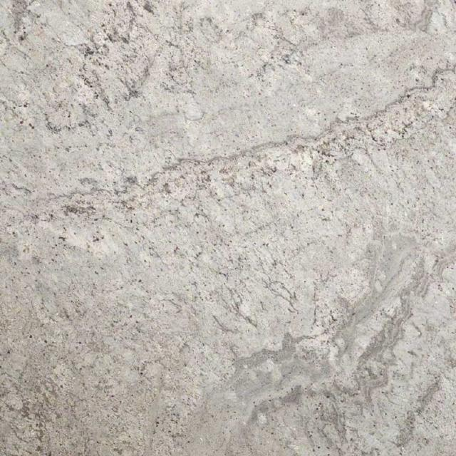White Supreme Granite  Kitchen and Bathroom Countertops by TC Discount Granite