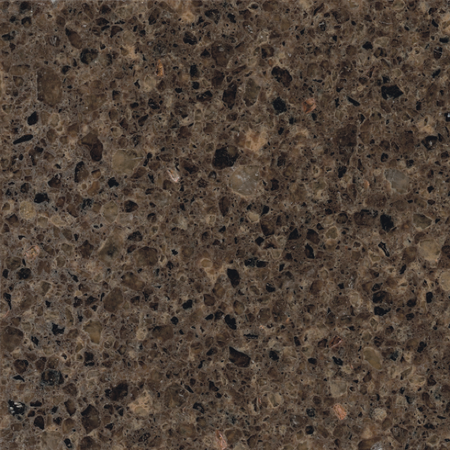 Auburn Abyss Quartz Kitchen and Bathroom Countertops by TC Discount Granite