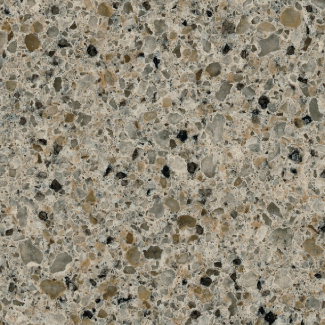 Victorian Sands Quartz Kitchen and Bathroom Countertops by TC Discount Granite