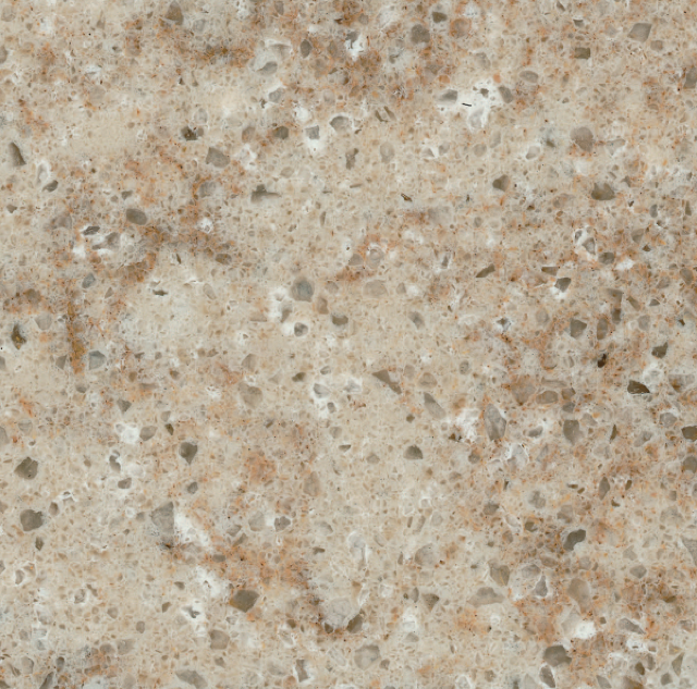 Walnut Luster Quartz Kitchen and Bathroom Countertops by TC Discount Granite